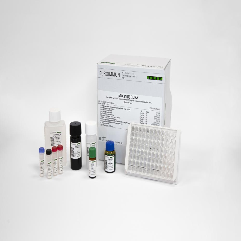 imagen Kits Elisa para Alzheimer en  LCR (Euroimmun)
