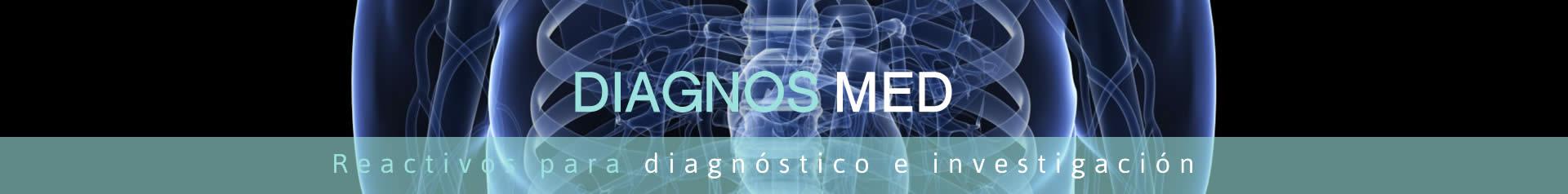 Diagnos Med. Reactivos para diagnostico e investigación desde 1989